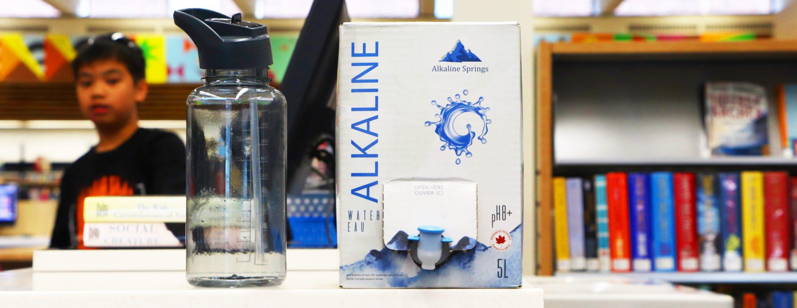Alkaline Springs BIB